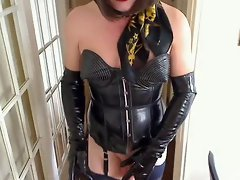 obedient smoking sissy slut