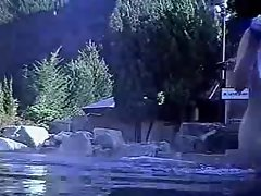 STALKER JAP in the outdoor bath