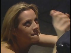 Holly Hollywood gets pulled over and fucked by cop