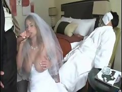 man fuck bride while grooms didn&amp,#039,t awake