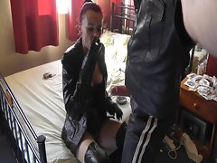 Smoking Leather BJ