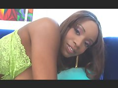 Black Teen Hipnotiq Loves Being Fucked In The Ass