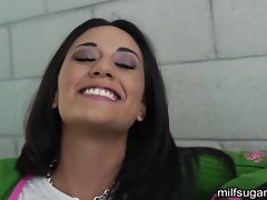 Young MILF Lyla Storm Needs Money Finds Sugar Daddy