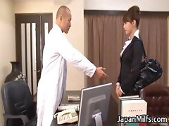 Akiho Yoshizawa  doctor loves getting part5