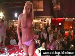 Porn Show Kinky slut Babette