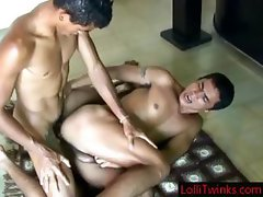 Two lating gay hunks fucking and sucking By Lollitwinks part1