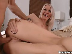 Emma Starr gets real fucked hard in her ass she really enjoys it