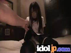 Cute Japanese Girl Get Fucked Hardcore clip-36