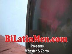 Monster and Zorro