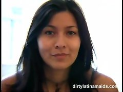 Dirty Latina Maids - Agostina