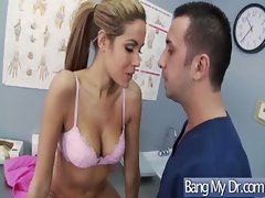 In Doctor Office Hot Girls Get Hard Fucked clip-04