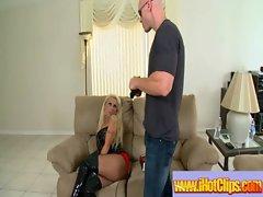 Wet Big Butt Girl Get Fucked Hard clip-19