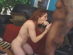 Trinity Post Gets A Black Cock Up Her Pucker Hole