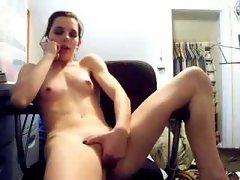 Cumming On The Phone Sex