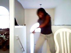 Sexy Ebony Dance