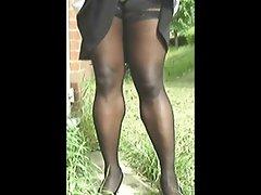TGirl Adjusting Stockings 179xh