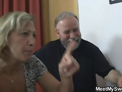 She tries sex with his parents