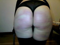 wife caning understand only language of caning4
