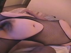 Japanese Amateur Bald father 2 of 4