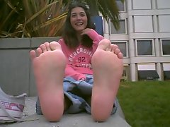 Turkish Girl Nice Feet