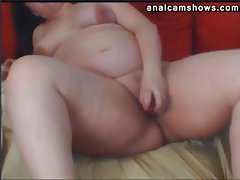 BBW getting wild on cam