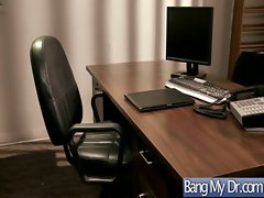 In Doctor Office Hot Girls Get Hard Fucked clip-13