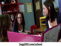 Hardcore scene porno - Big tits at school video 21