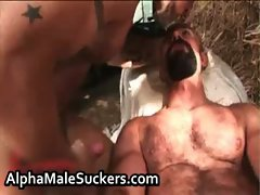 Lez Grand and Aitor Crash queer fisting gay porn