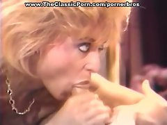 Hot vintage couple give each other oral before hot fuck action