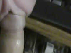 cummin with fleshlight