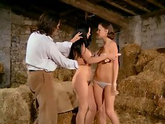 Cathy, Fille Soumise...(Vintage Movie) F70