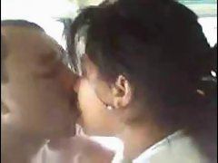 Indian Whore Wife Fucking a Trucker in his Truck