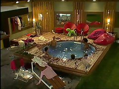 BBUK Famous Pool Sex Scene: Makosi Orlaith Anthony