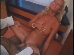 Brigitte Lahaie hot scene