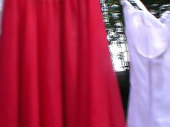 vintage nylon slips and panties