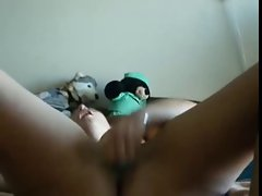 Hot Wife Talks Dirty Humps Vibrator