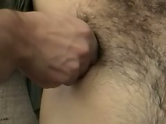 Sizzling hot euro gay soldiers nasty anal threesome fun