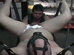 Horny pig daddies nasty anal pumping adventure