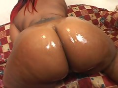 Hot bbw wants to plug her asshole with this big dick