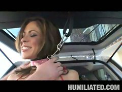 Hunter's soapy car wash squirts