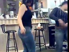Arab Girl Dancing Hot