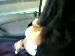 arab baby in car