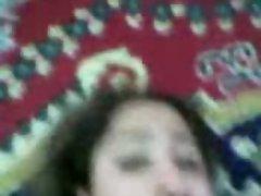 Arabic Teen fooling around (Soundless)