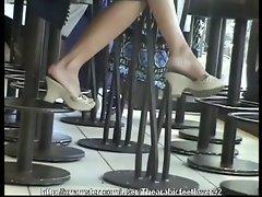 Candid arabic feet 06
