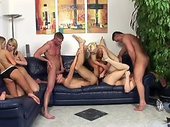 Bi creampie adventures #02 milf edition...