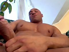 Muscle and cum #03...