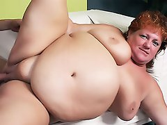 There's nothing quite like a hardcore scene with an experienced BBW....