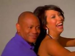 Lucky Muscle Man had a chance to dance with Cheryl Burke in this sexy...