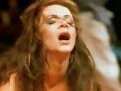 Elisabetta Cavalloti dances naked in this sizzling hot movie clip...