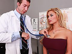 Shyla is visiting Doctor Ash due to her loss of sensitivity in her...